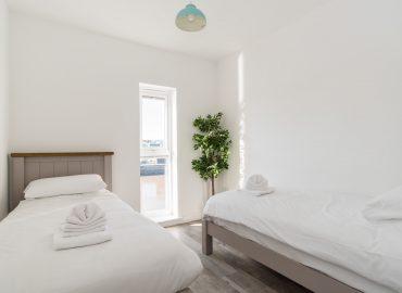 Raphael Heights bedroom