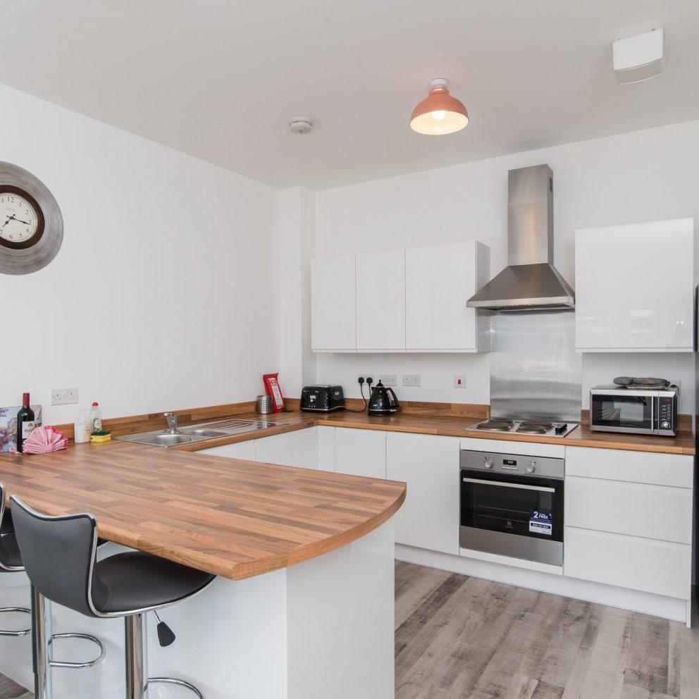 Raphael Heights kitchen