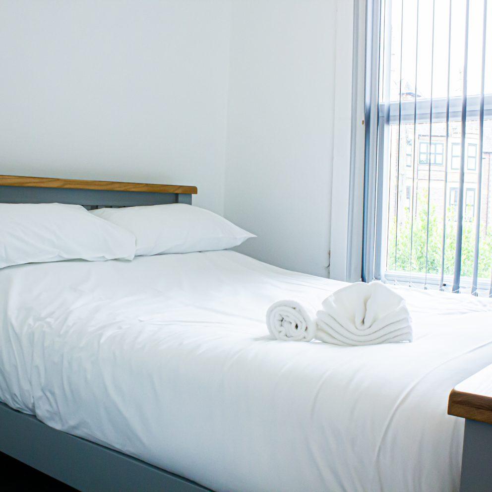 Caerau Heights bedroom
