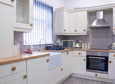 Caerau Heights kitchen view