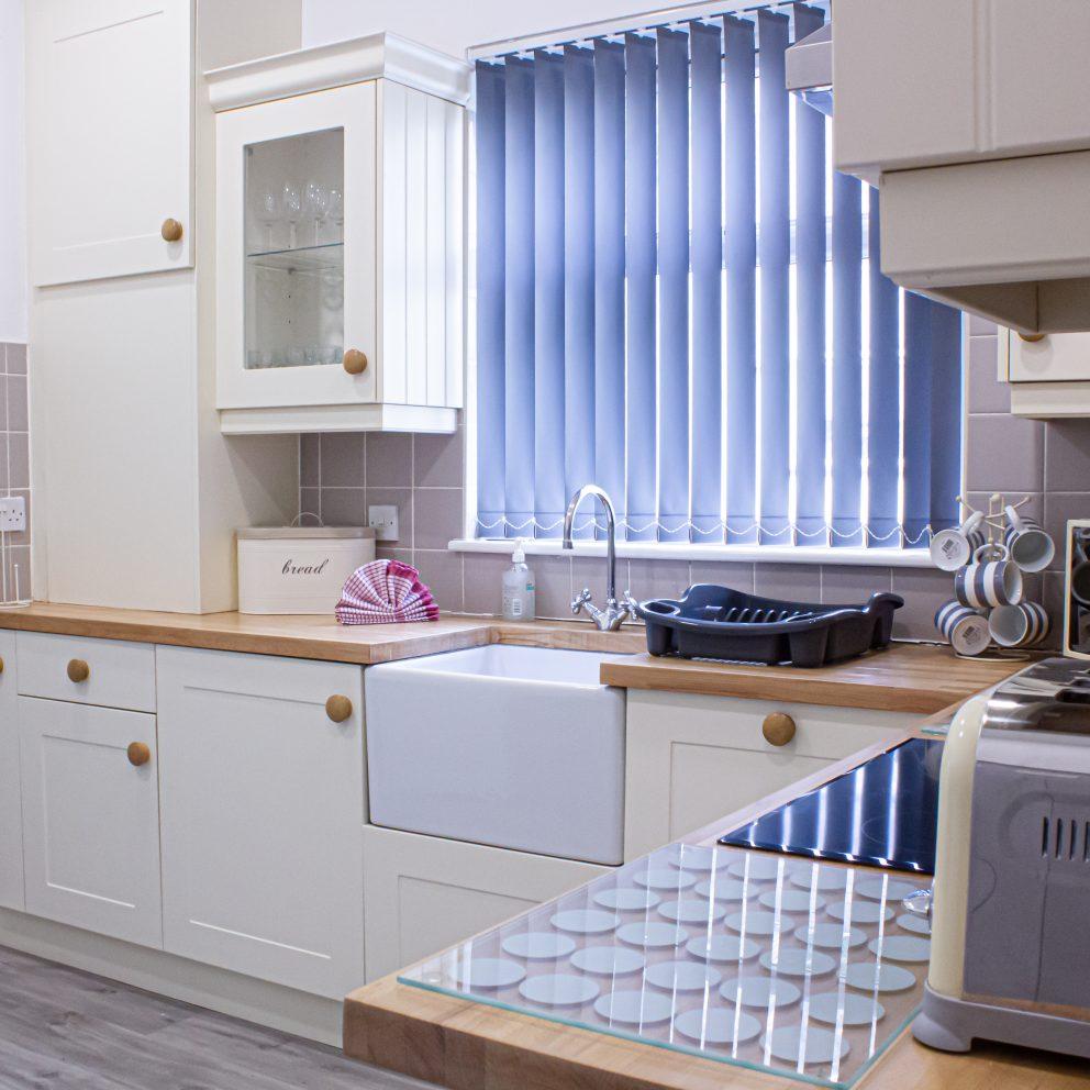 Caerau Heights kitchen
