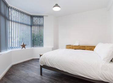 Hengoed House bedroom