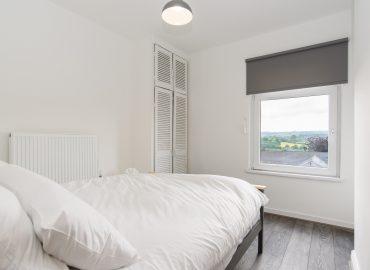 Hengoed House double bedroom
