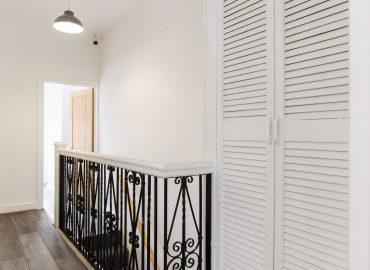 Hengoed House hallway