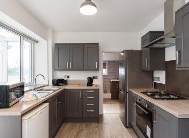 Hengoed House kitchen