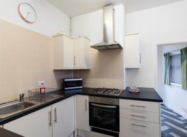 Locke House kitchen