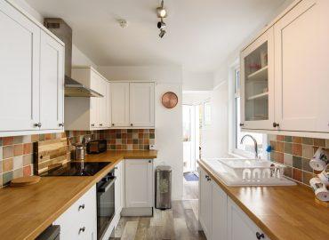 Lucas house kitchen