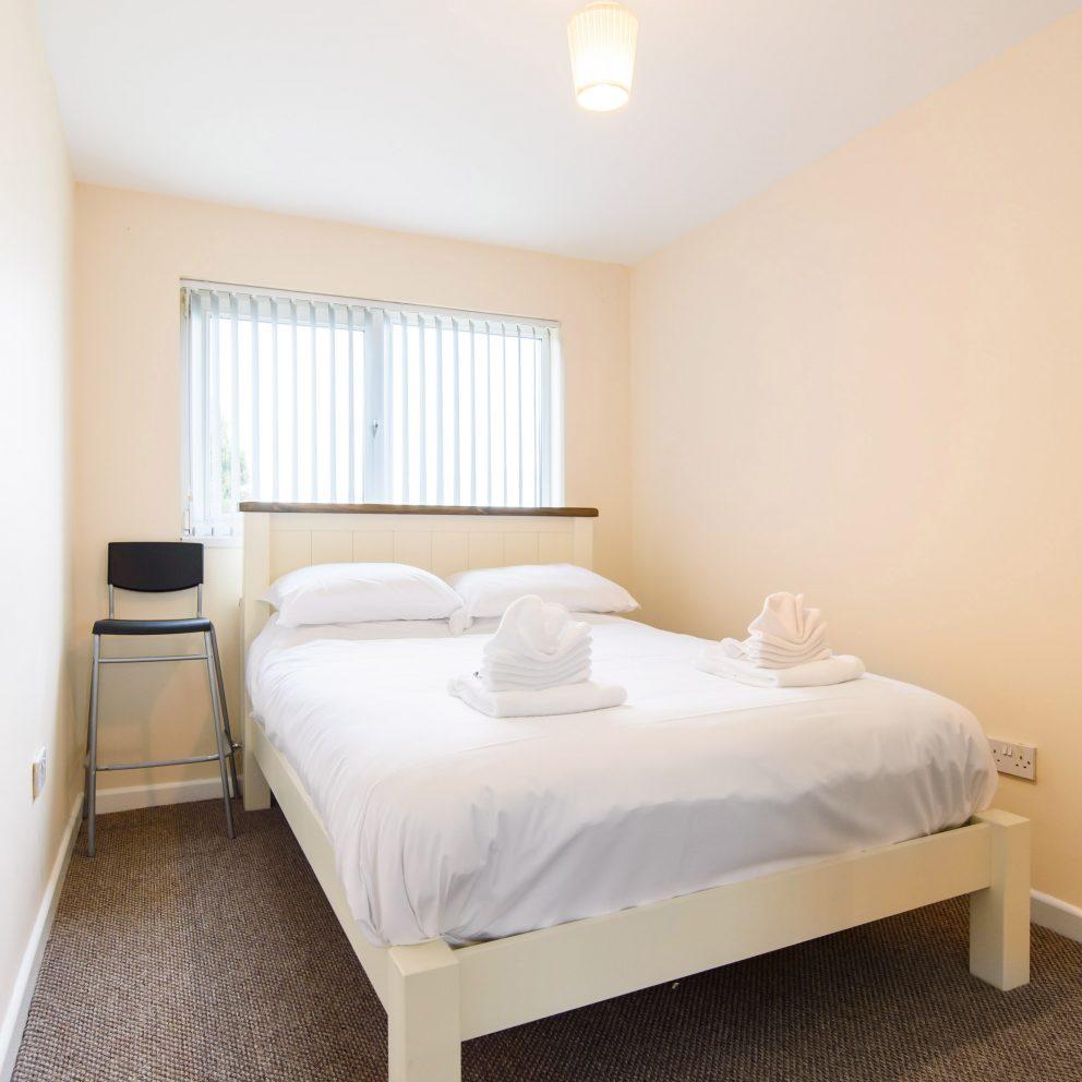 lucas lodge bedroom