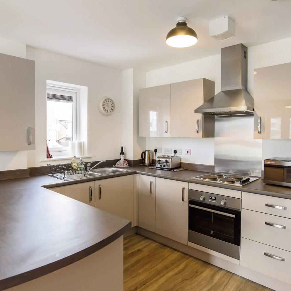 Raphael Retreat kitchen