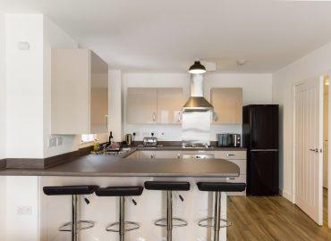 Raphael Retreat kitchen & chairs