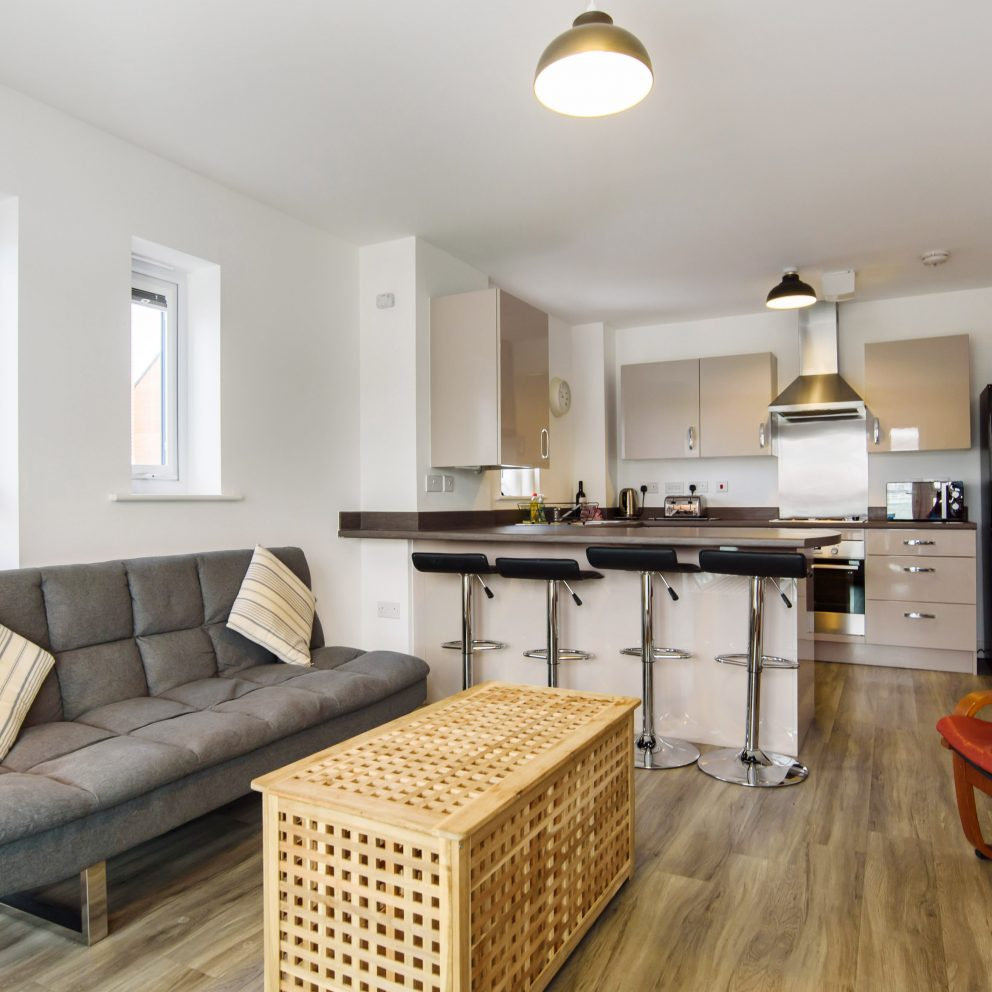 Raphael Retreat kitchen & dining room