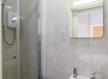 Handpost heights bathroom