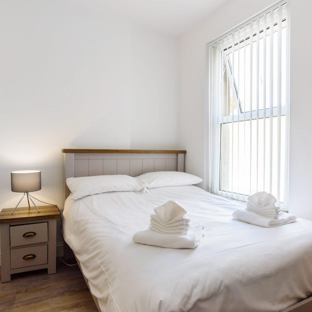 Handpost heights double bedroom