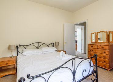 Handpost view bedroom