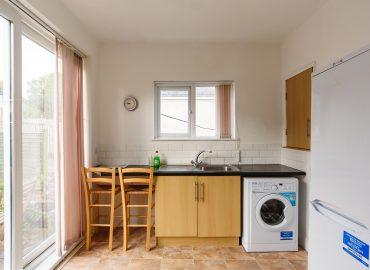 Handpost view washing machine