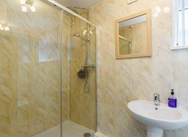 Cosy Studio shower room