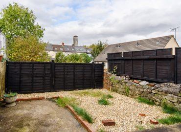 Railway Cottage garden