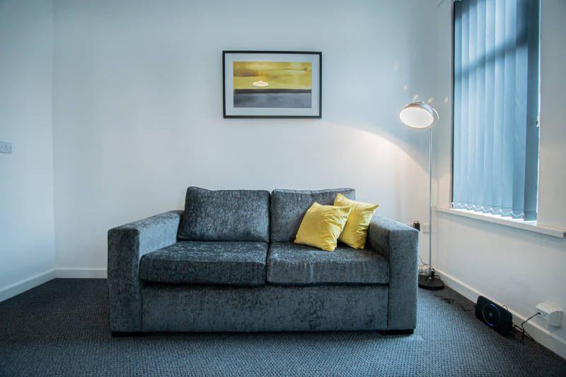 corpa heights living room