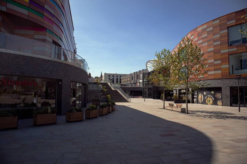 newport city centre