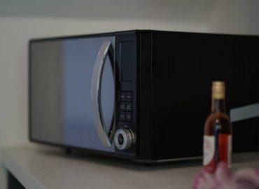 Risca retreat microwave
