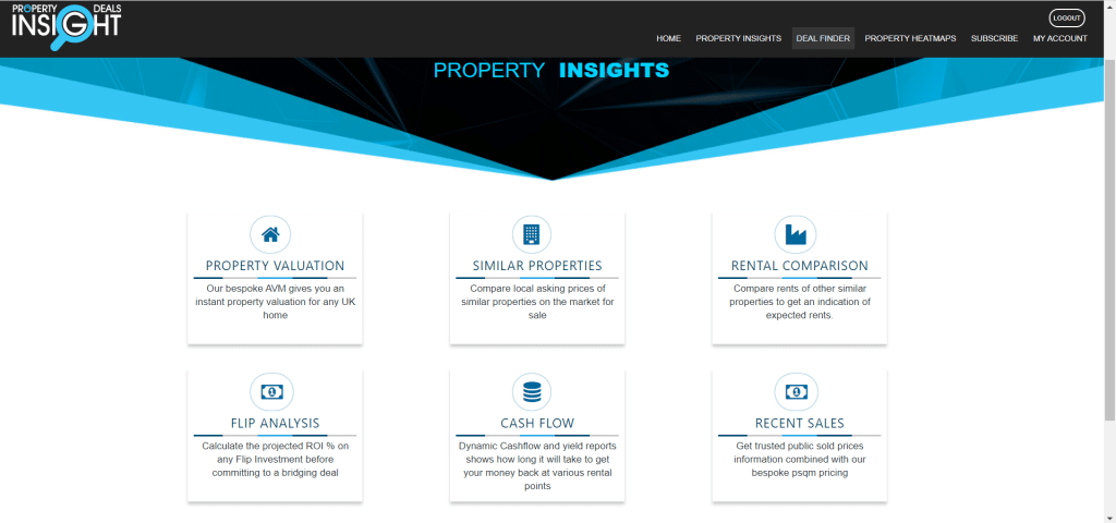 Property Insights - Valuation Reports