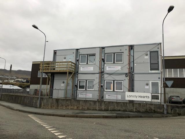 P/F MEST på Færøerne