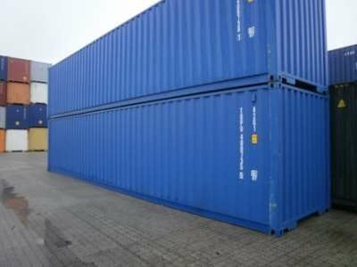 40dc skibscontainer