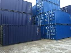 Det er oftest Kina vi får vores skibscontainere fra da de er tørste producent i verden