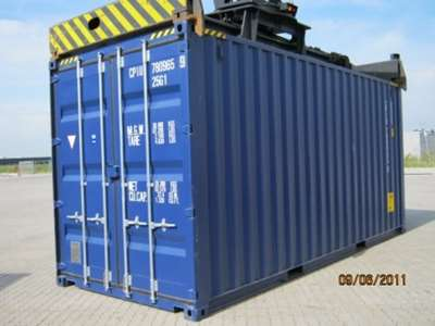 20 fods skibscontainer HC