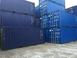 20 fods skibscontainer