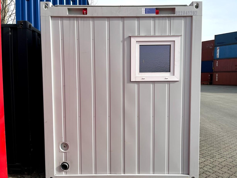 Toilet kabine fra Containex, 022041787