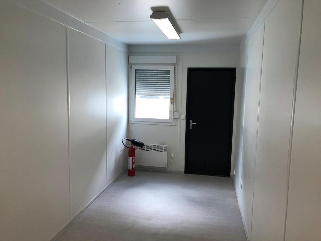 6 meter lang kontor set indefra