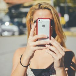Online psycholoog lichaamstaal telefoonverslaving