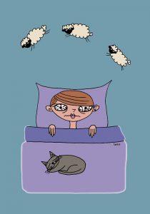 Online therapie bij slaapproblemen of insomnia