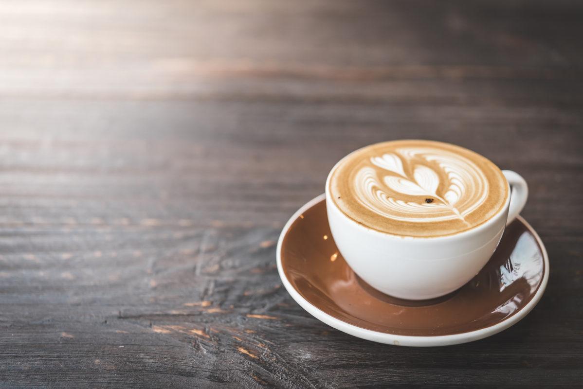 psykologen laver kaffen