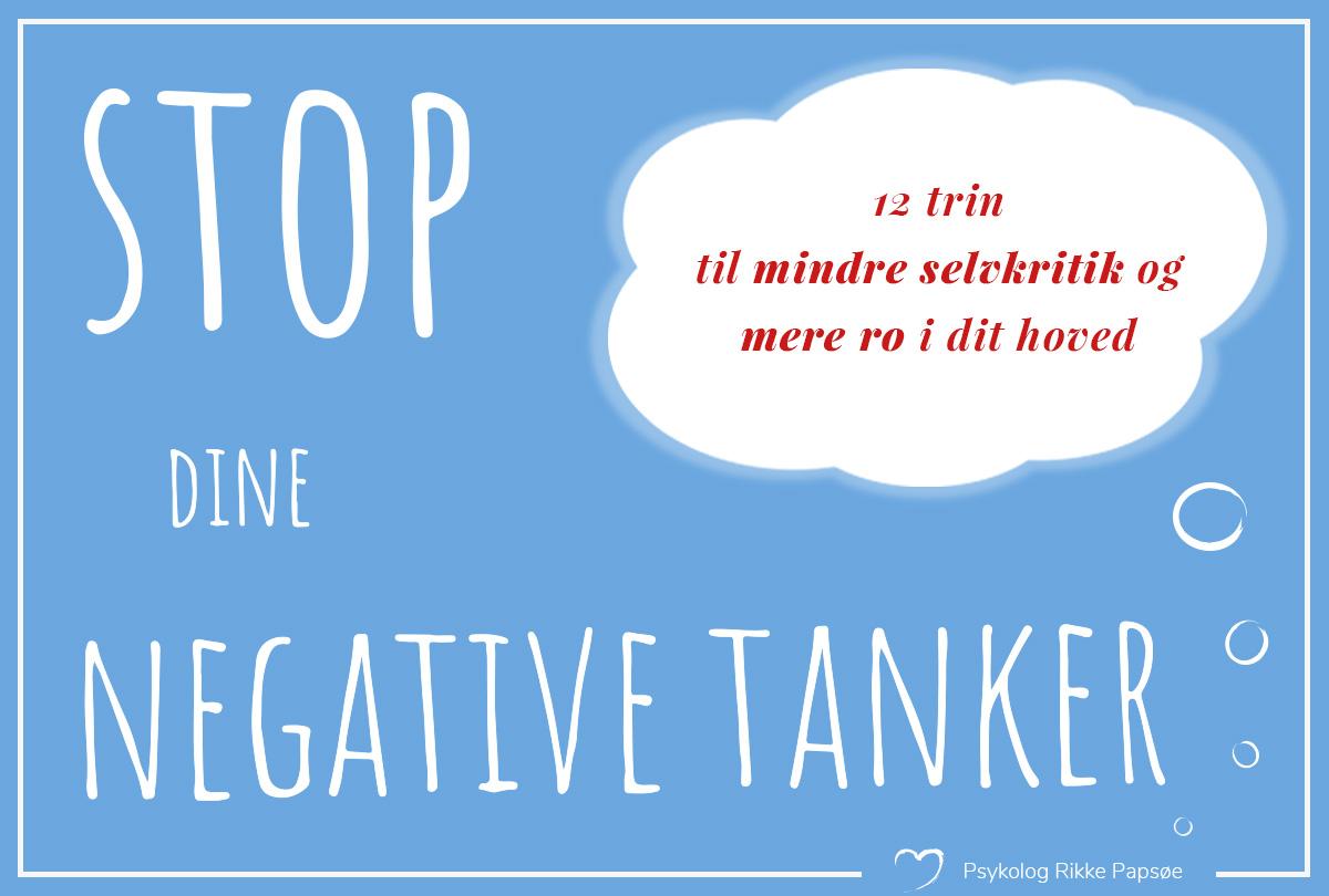 Stop dine negative tanker