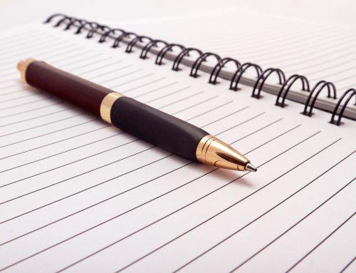 Är pennan mäktigare än tangentbordet?