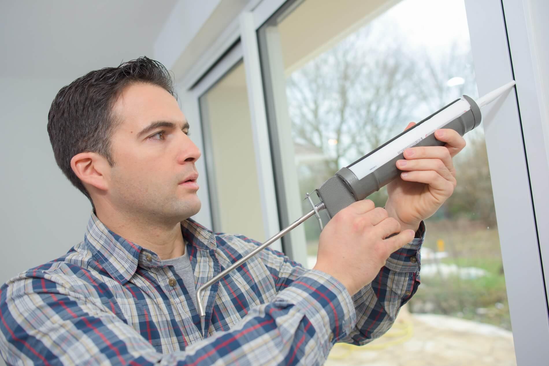 Window Frame Repair