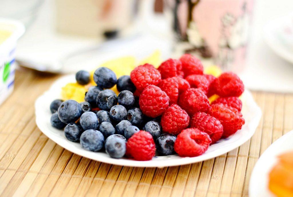 Hyvä aamupala aloittaa hyvän päivän!