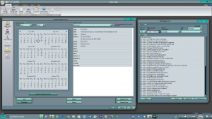 Maintain Databases window