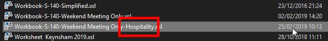 Step 3 - File Explorer - Duplicate and rename the script.
