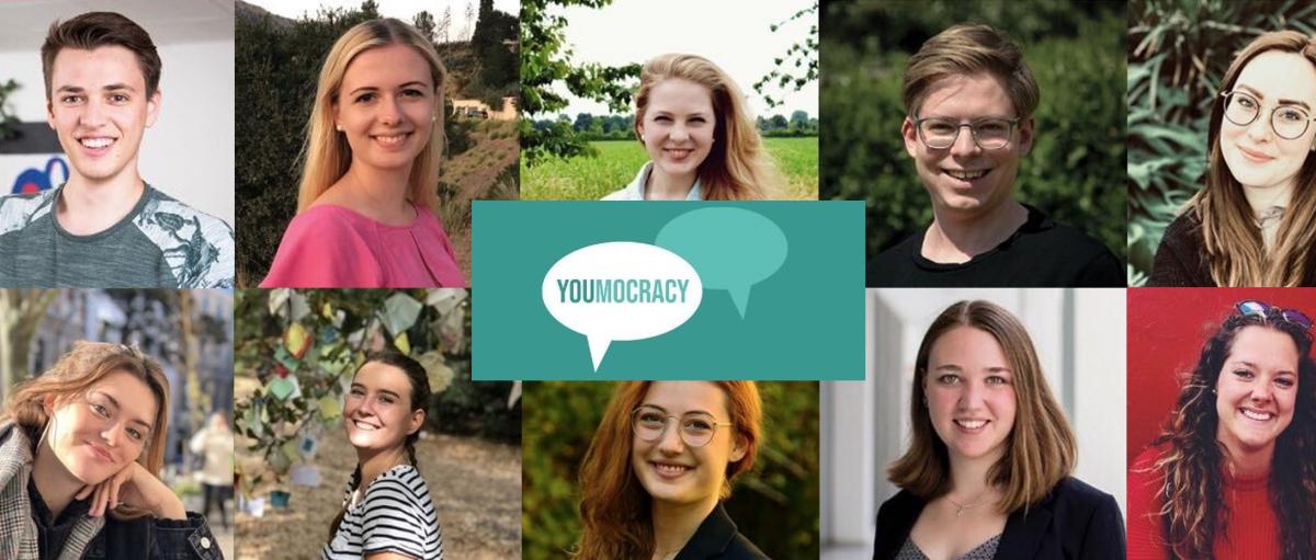 Publis und ihre Projekte: youmocracy – Demokratie braucht Dich!