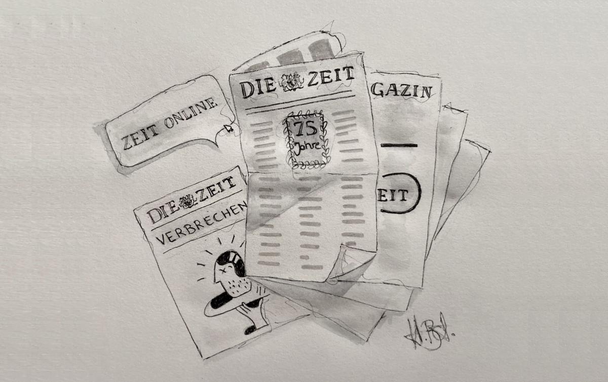 Die ZEIT geht mit der Zeit – Zwischen Tradition und Veränderung
