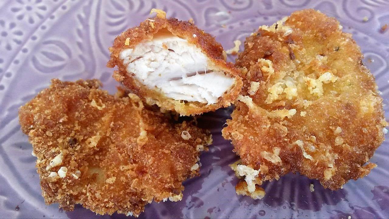Hähnchennuggets Rezept Kochen lecker