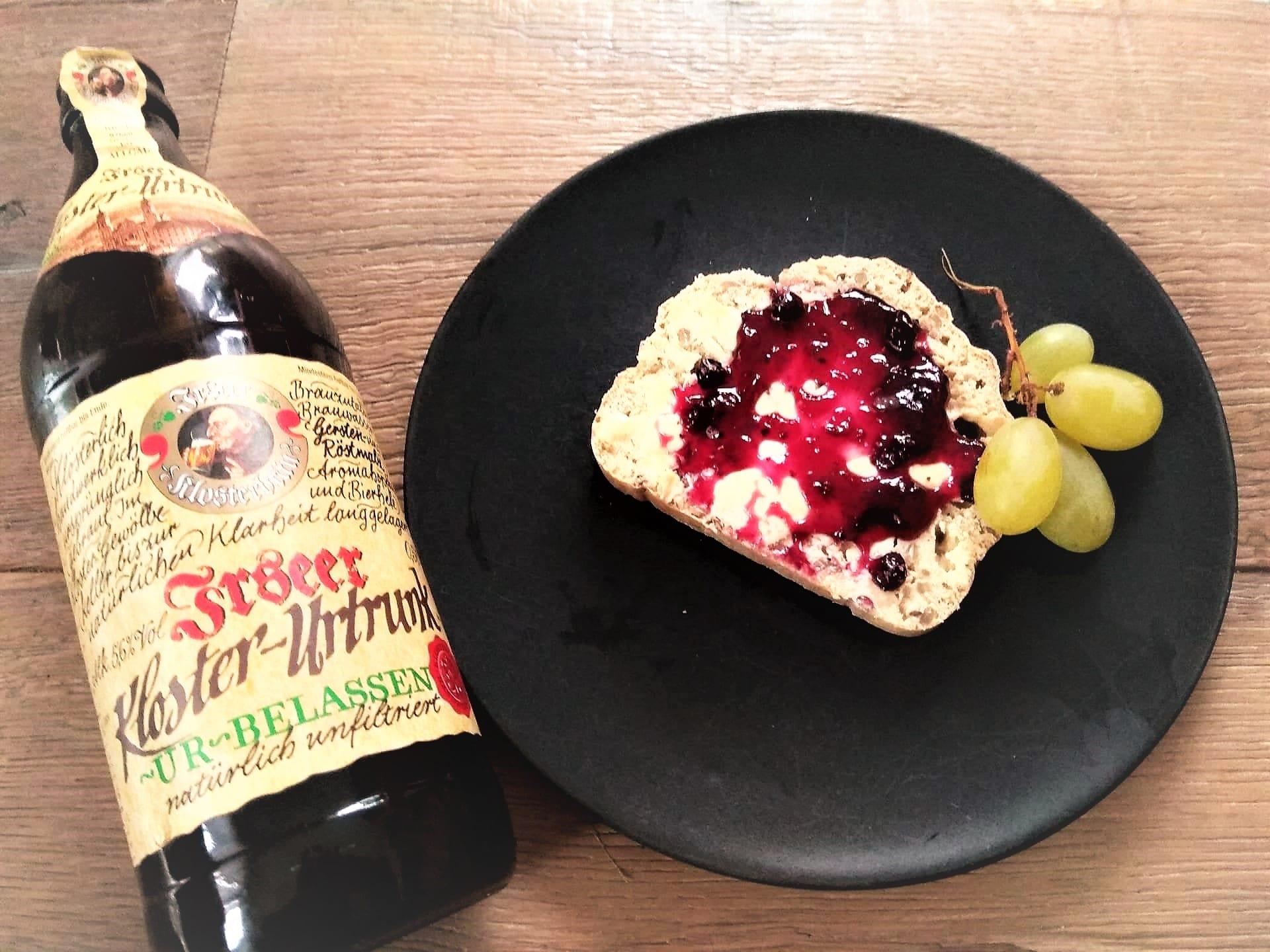 Rezept: Bierbrot, Brot ohne Hefe, einfach, Backrezept