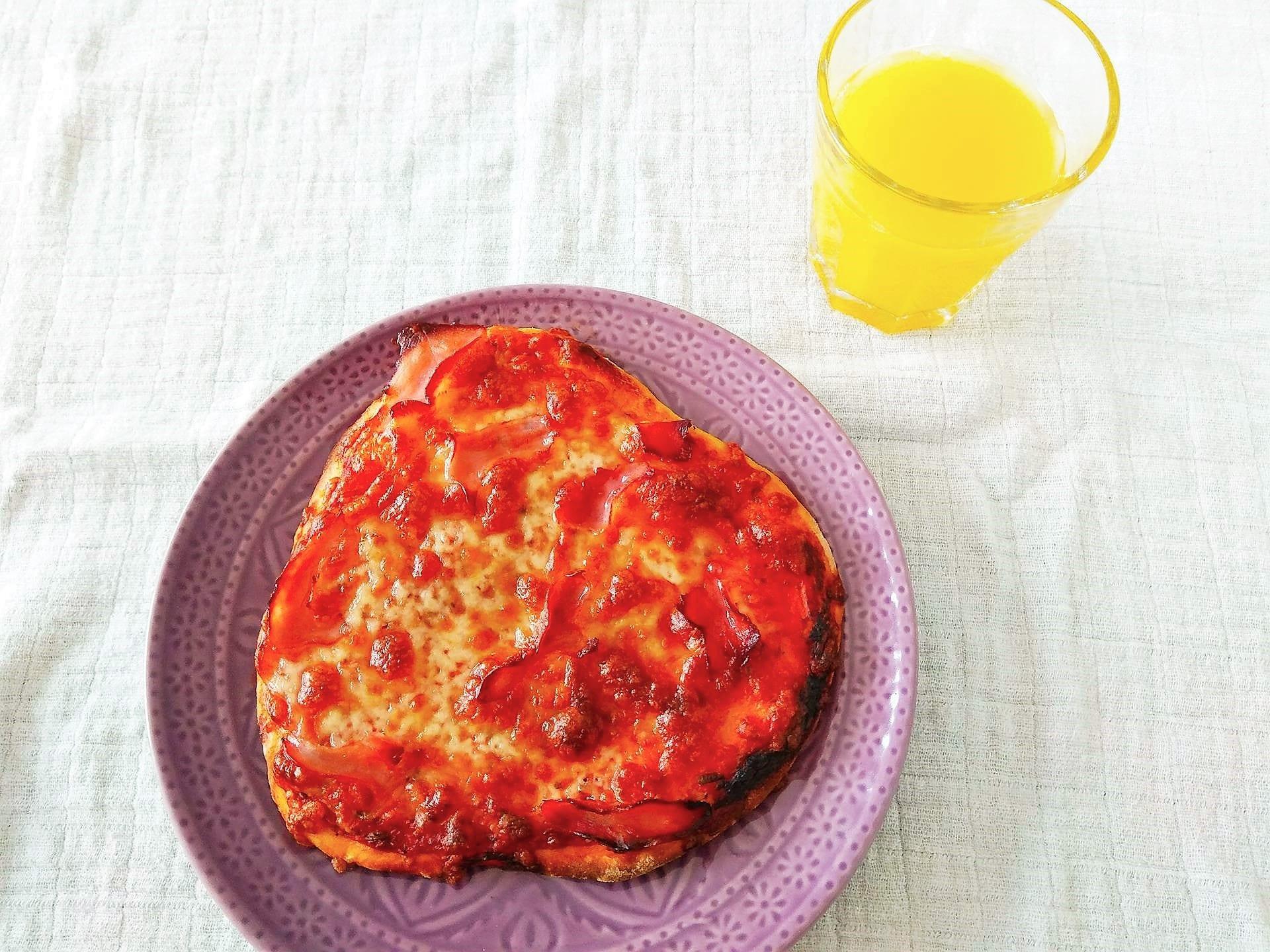 Ein Rezept für den perfekten Pizzateig für Pizza mit ganz viel Genuss