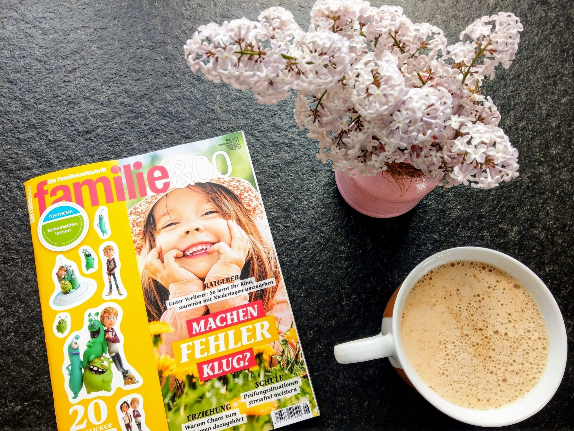 Die Freitagslieblinge am 11.5.18 sind vollgespickt mit tollen Momenten und liefern einen positiven Rückblick auf die vergangenen 7 Tage von Julie auf Puddingklecks.de
