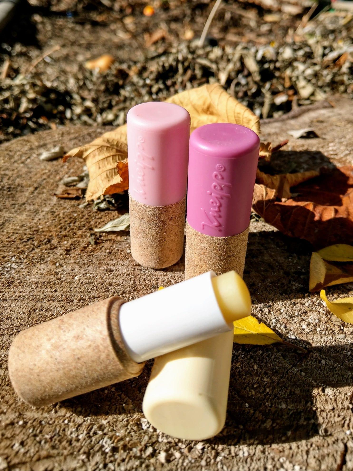 Unsere Morgenroutine im Herbst mit der Lippenpflege von Kneipp