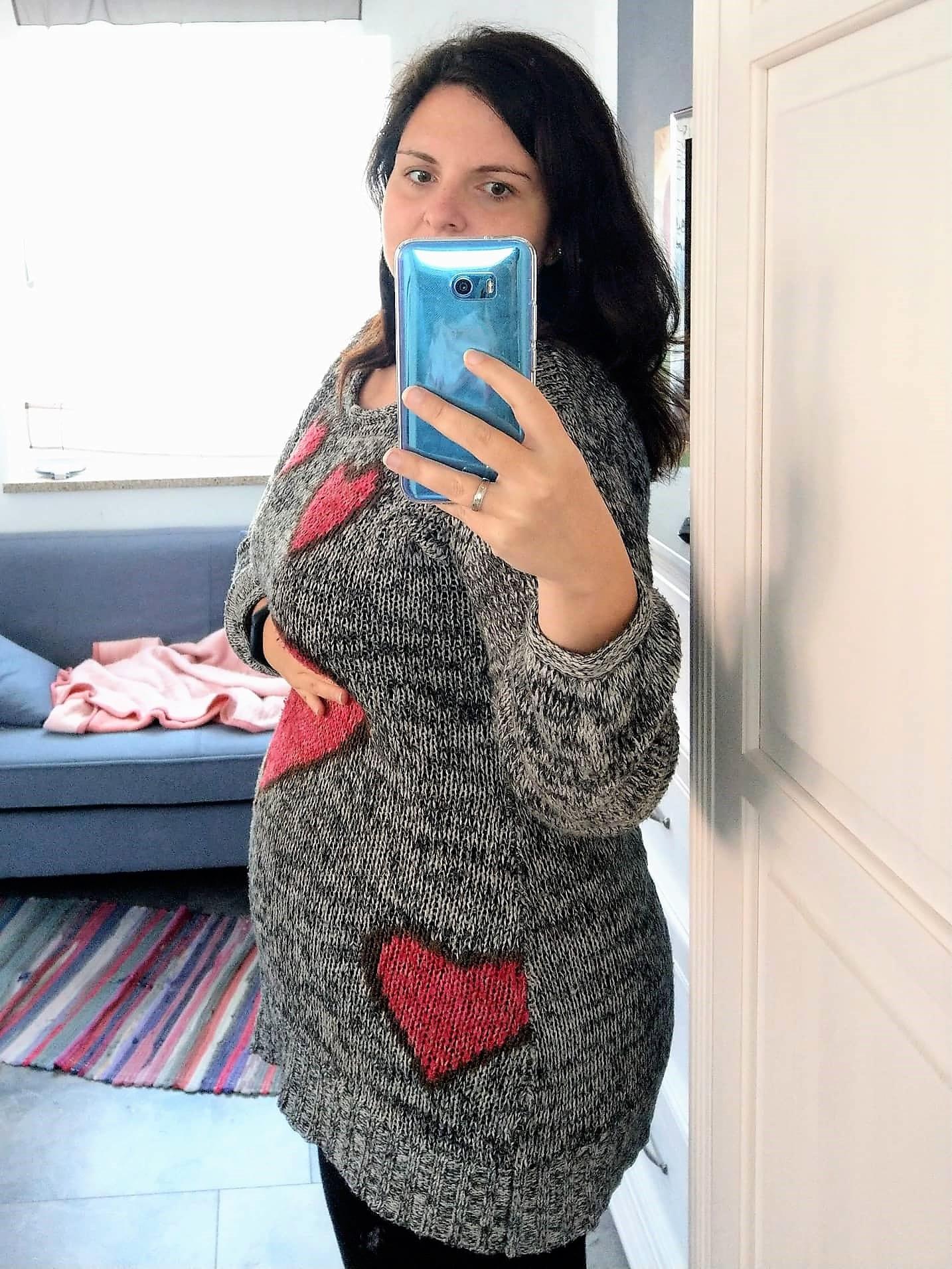 Mein Schwangerschaftsupdate über die 16. Schwangerschaftswoche: Mein Babybauch & Gewicht, meine Gelüste & Abneigungen, Shopping für Mama und Kind und mehr.