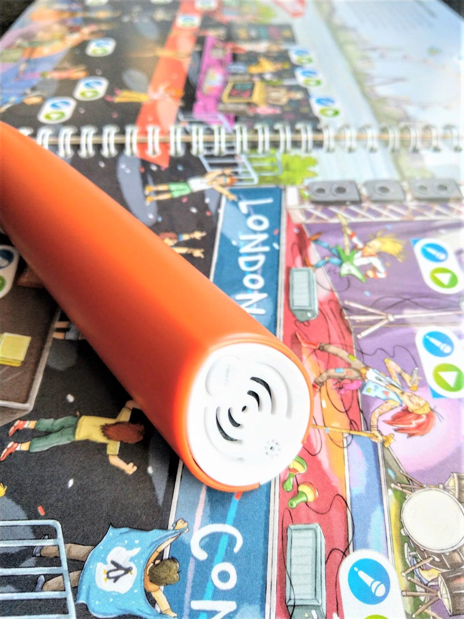 Die verrückte Weltreise mit tiptoi create mit neuem tiptoi Stift mit Aufnahmefunktion im Test. Das perfekte Weihnachts- oder Geburtstagsgeschenk